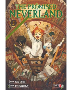 THE PROMISED NEVERLAND 02  (Ivrea Argentina)