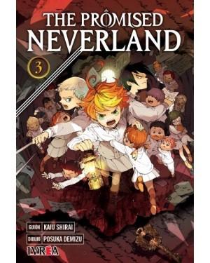 THE PROMISED NEVERLAND 03  (Ivrea Argentina)