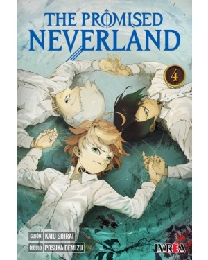 THE PROMISED NEVERLAND 04  (Ivrea Argentina)