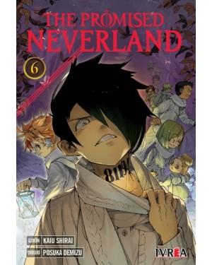 THE PROMISED NEVERLAND 06  (Ivrea Argentina)