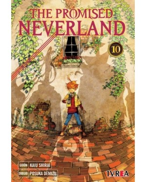 THE PROMISED NEVERLAND 10  (Ivrea Argentina)