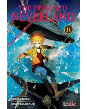 THE PROMISED NEVERLAND 11  (Ivrea Argentina)