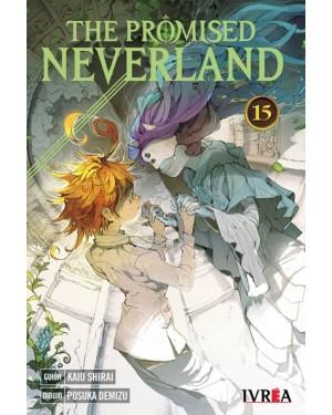 THE PROMISED NEVERLAND 15  (Ivrea Argentina)