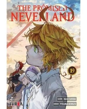 THE PROMISED NEVERLAND 19  (Ivrea Argentina)