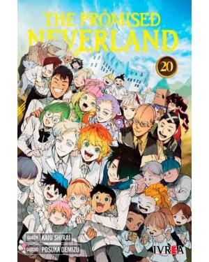 THE PROMISED NEVERLAND 20  (Ivrea Argentina)