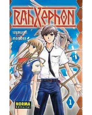 RAHXEPHON  (pack de 3 tomos)
