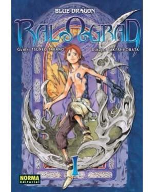 BLUE DRAGON RAL GRAD  (pack de 4 tomos)