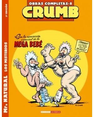 OBRAS COMPLETAS CRUMB 08: MR. NATURAL. LOS MISTERIOS