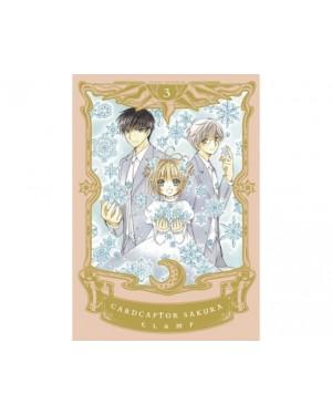 CARD CAPTOR SAKURA 03  (de 09), edición deluxe