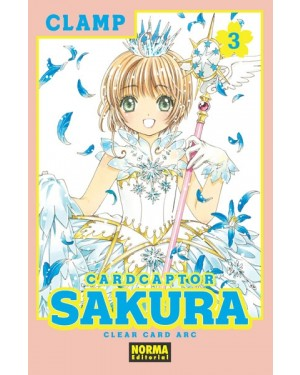 CARDCAPTOR SAKURA. CLEAR CARD ARC 03