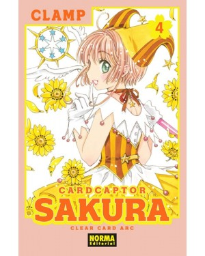 CARDCAPTOR SAKURA. CLEAR CARD ARC 04