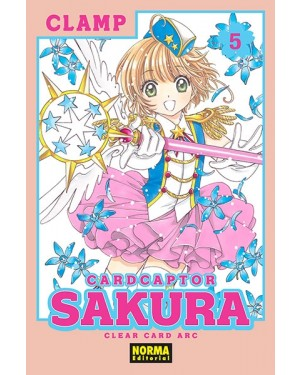 CARDCAPTOR SAKURA. CLEAR CARD ARC 05