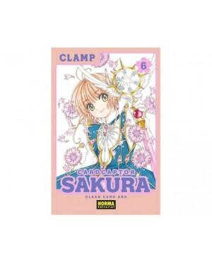 CARDCAPTOR SAKURA. CLEAR CARD ARC 06