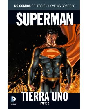 COLECCIÓN NOVELAS GRÁFICAS NÚM. 13: SUPERMAN TIERRA UNO PARTE 2