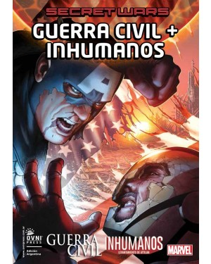 SECRET WARS 03: GUERRA CIVIL + INHUMANOS
