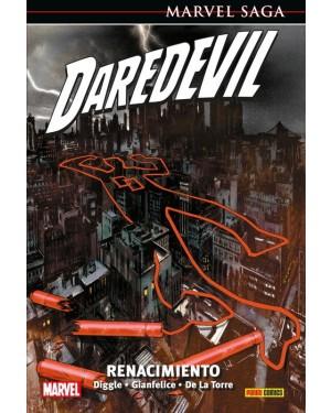 Marvel Saga 90:  DAREDEVIL 24: RENACIMIENTO