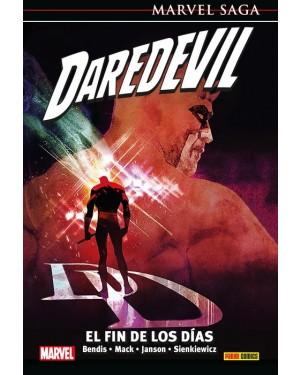 Marvel Saga 94  DAREDEVIL 25: EL FIN DE LOS DÍAS