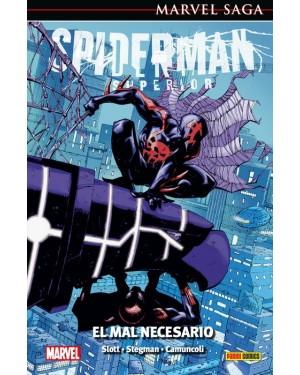 Marvel Saga 95  EL ASOMBROSO SPIDERMAN 42: SPIDERMAN SUPERIOR. EL MAL NECESARIO