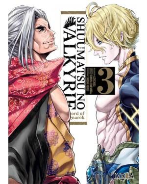 SHUUMATSU NO VALKYRIE: RECORD OF RAGNAROK 03