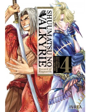 SHUUMATSU NO VALKYRIE: RECORD OF RAGNAROK 04