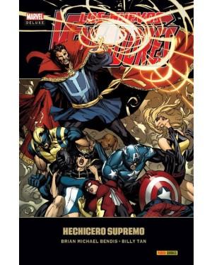 Marvel deluxe:  LOS NUEVOS VENGADORES 11:  HECHICERO SUPREMO