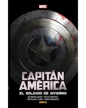 Marvel Integral:  CAPITÁN AMÉRICA: EL SOLDADO DEL INVIERNO