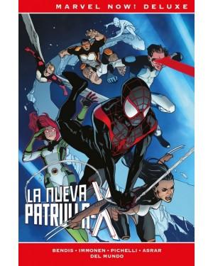 Marvel now! deluxe: LA PATRULLA-X DE BRIAN MICHAEL BENDIS 06