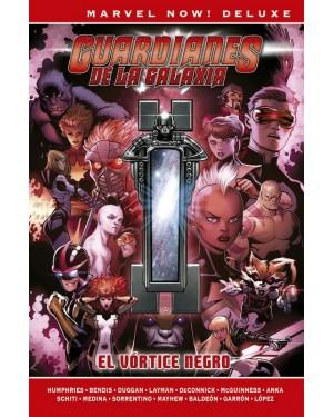 Marvel now! deluxe: GUARDIANES DE LA GALAXIA DE BRIAN M. BENDIS 03: EL VÓRTICE NEGRO