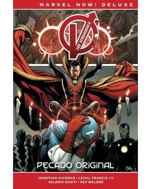 Marvel now! deluxe:  LOS VENGADORES DE JONATHAN HICKMAN 07: PECADO ORIGINAL
