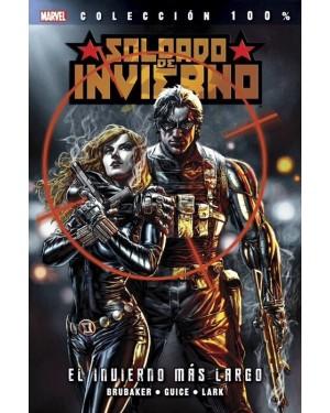 Colección 100% Marvel: SOLDADO DEL INVIERNO 01:  EL INVIERNO MÁS LARGO