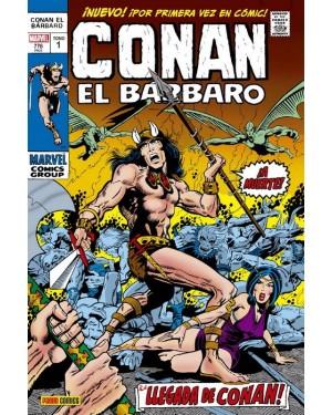 MARVEL OMNIBUS:  CONAN EL BÁRBARO 01: LA ETAPA MARVEL ORIGINAL