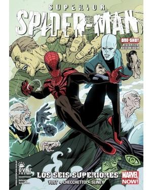 SUPERIOR SPIDER-MAN: LOS SEIS SUPERIORES