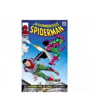 Marvel Gold Omnibus:  EL ASOMBROSO SPIDERMAN 03: DÍAS DE GLORIA