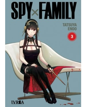 SPY X FAMILY 03