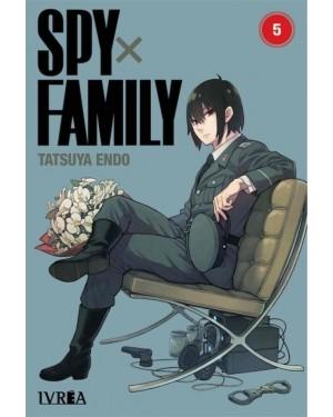SPY X FAMILY 05  (Ivrea Argentina)