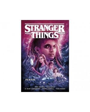 STRANGER THINGS 03: FUEGO