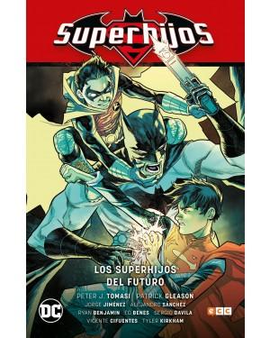SUPERHIJOS VOL. 03: LOS SUPERHIJOS DEL FUTURO (RENACIMIENTO PARTE 3)