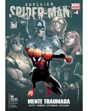 MARVEL NOW!:  SUPERIOR SPIDERMAN 04