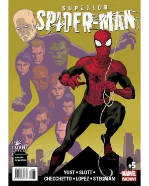 MARVEL NOW!:  SUPERIOR SPIDERMAN 05