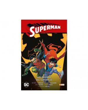 SUPERMAN 02: LAS PRUEBAS DEL SUPERHIJO