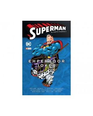 SUPERMAN: EL NUEVO MILENIO 03. EMPERADOR JOKER