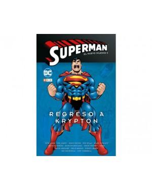 SUPERMAN: EL NUEVO MILENIO 05. REGRESO A KRYPTON