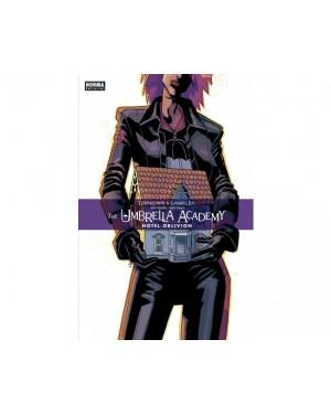 THE UMBRELLA ACADEMY 03: HOTEL OBLIVION (Edición en cartoné)