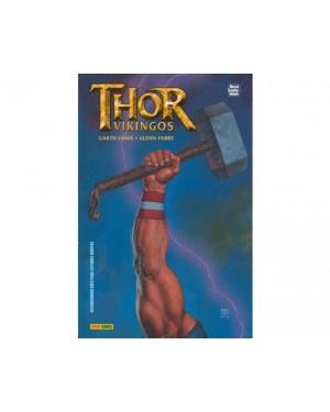 Original graphic novels:  THOR: VIKINGOS