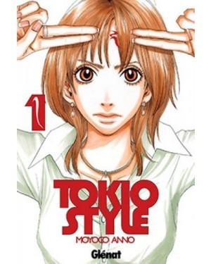 TOKYO STYLE (pack de 4 números)