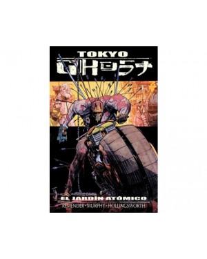 TOKYO GHOST 01: EL JARDÍN ATÓMICO