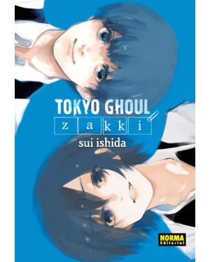 TOKYO GHOUL. ZAKKI (Libro de arte)