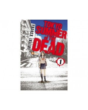 TOKYO SUMMER OF THE DEAD  (pack de 4 números)