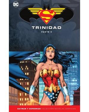 BATMAN Y SUPERMAN - COLECCIÓN NOVELAS GRÁFICAS ESPECIAL: TRINIDAD PARTE 3
