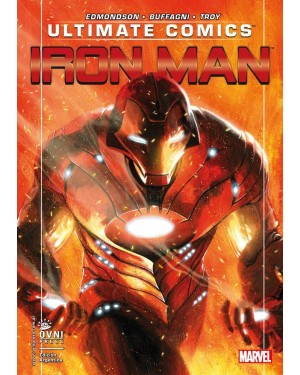 ULTIMATE COMICS:  IRONMAN